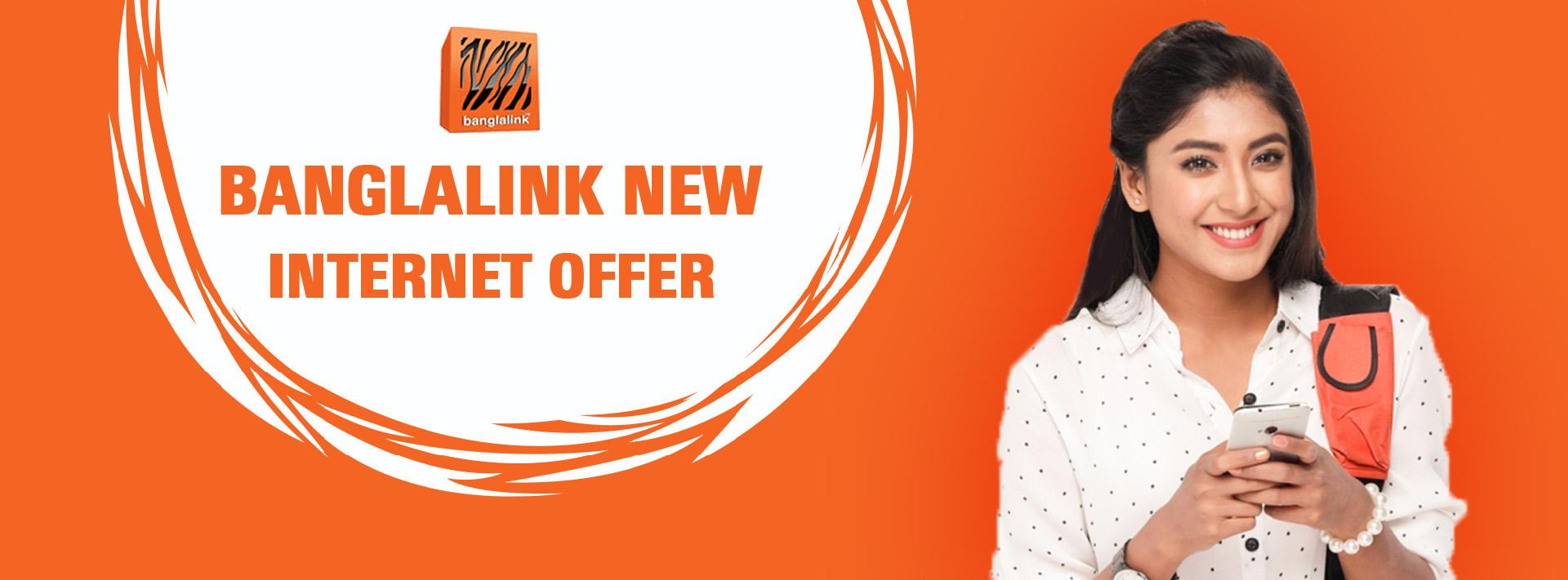 Banglalink Internet Offers